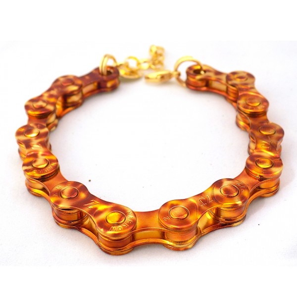 Spotted Chain Bracelet