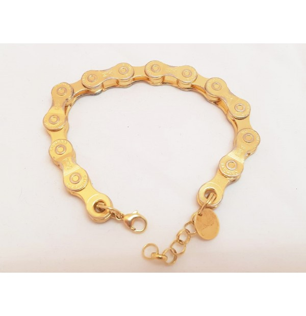 Vintage Yellow Gold Bracelet
